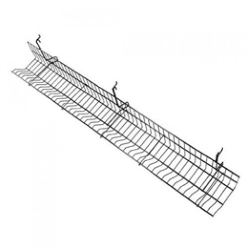 4 ft long slatwall   gridwall   pegboard wire video  cd  dvd