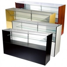 Half Vision Display Case -6ft-