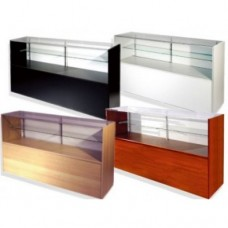 Half Vision Display Case -4ft-