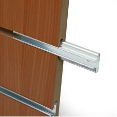 Slatwall Metal insert