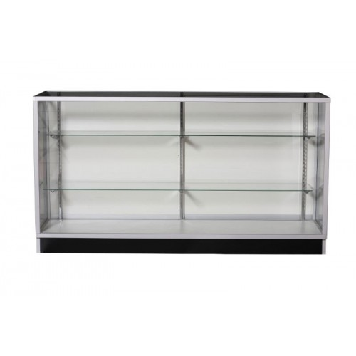 Aluminum Extra Vision Showcase -4ft-