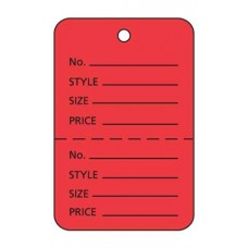 Pricing Tags