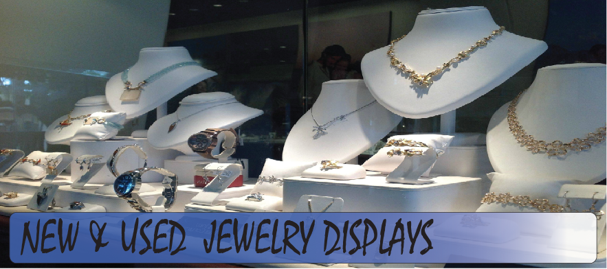 Jewelry Displays New Used Priceless Store Fixtures Charlotte Nc