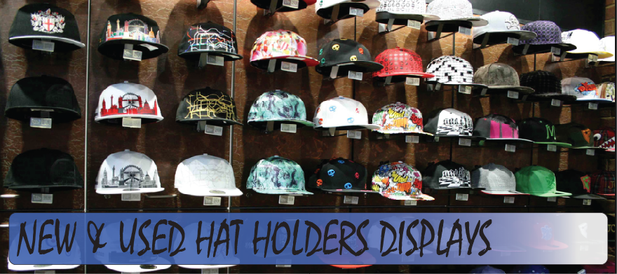 Hat Holders Displays New Amp Used Priceless Store Fixtures